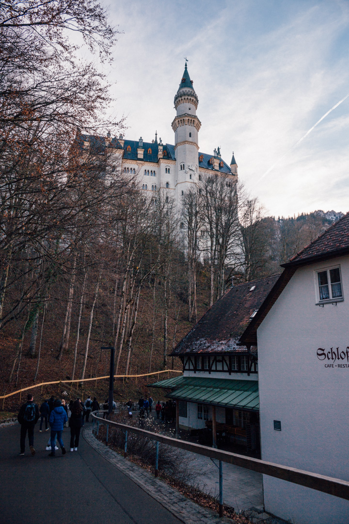 Neuschwanstein castle Germany