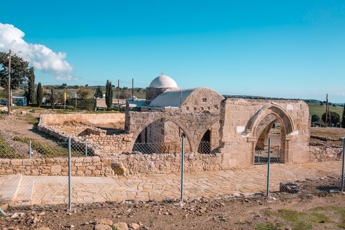 Sanctuary of Aphrodite at Palaepafos