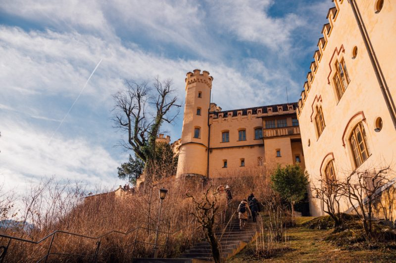 Tour of Bavarian Castles, Germany