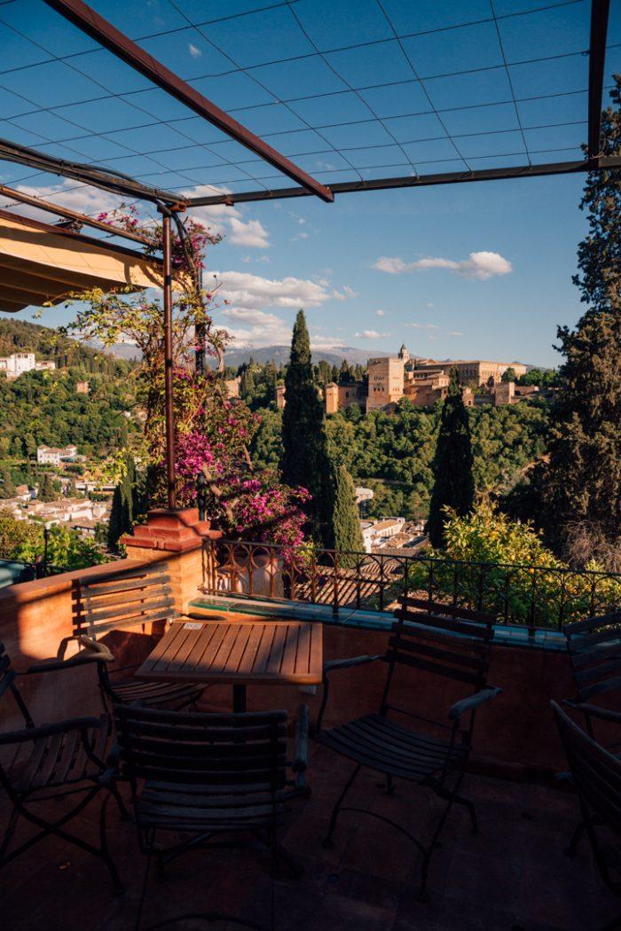 Restaurante El Huerto de Juan Ranas, Granada