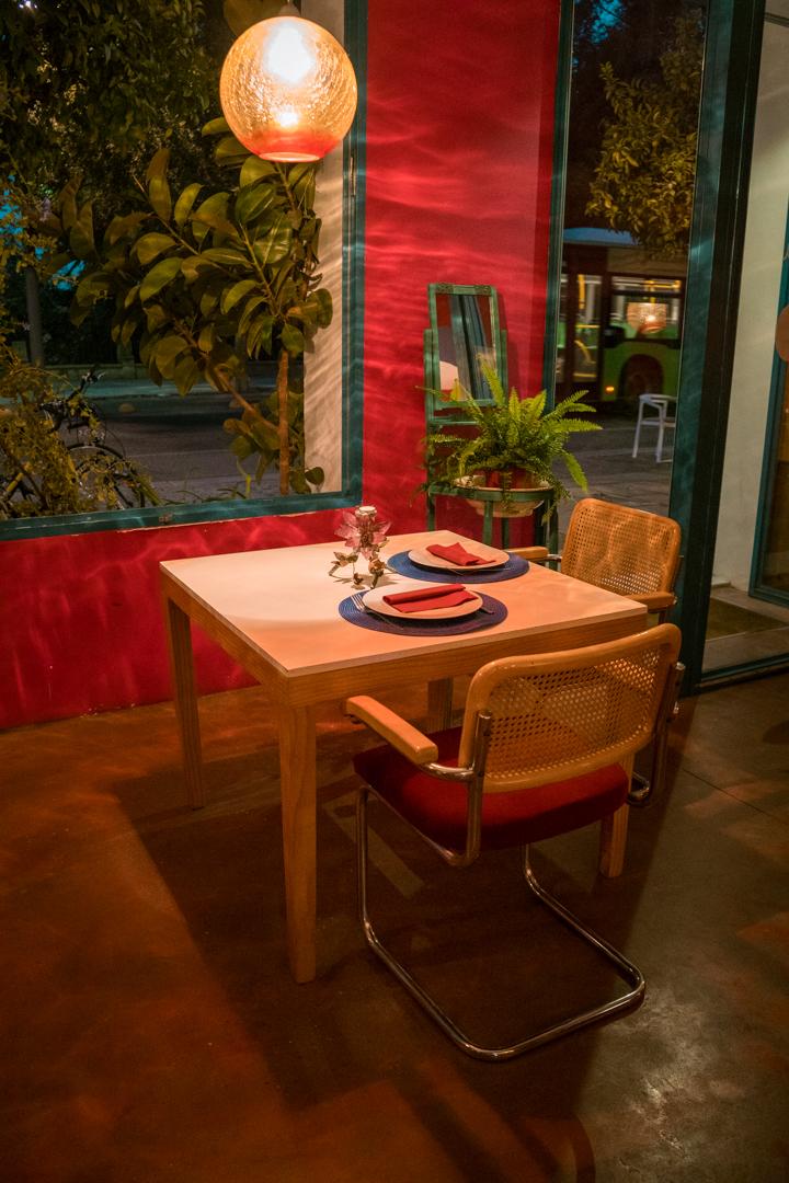 Almatea Restaurant in Cordoba
