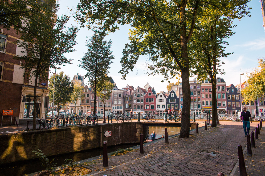 Weekend Trip to Amsterdam, Netherlands