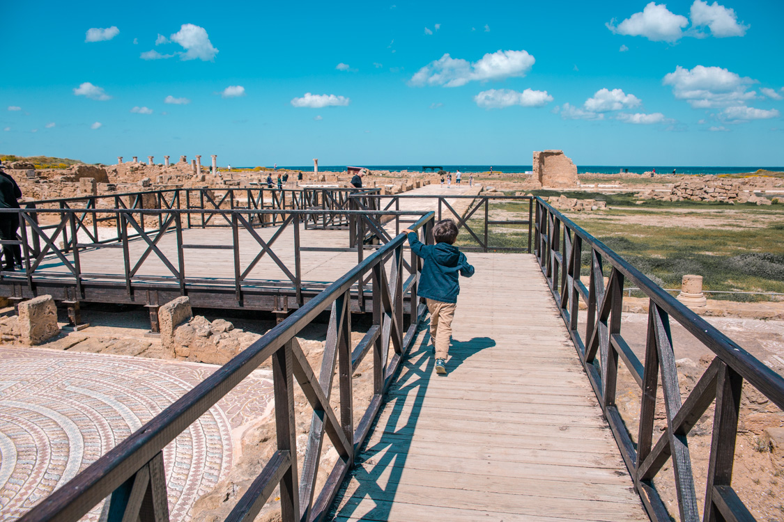 Paphos Archaeological Park