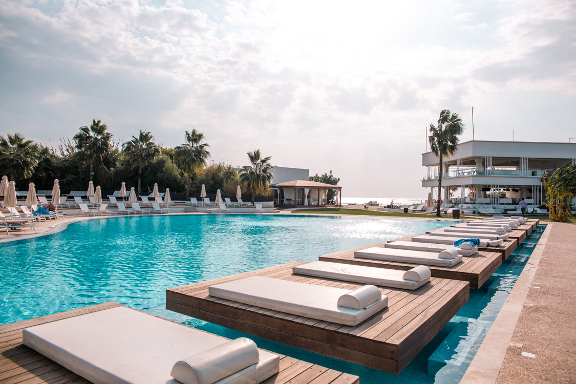 Altantica So White Club Resort in Ayia Napa, Cyprus