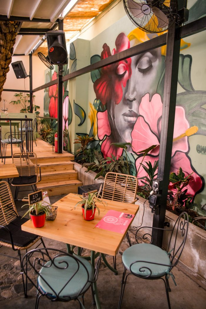 Boho Resto Bar, Limassol (Cyprus)