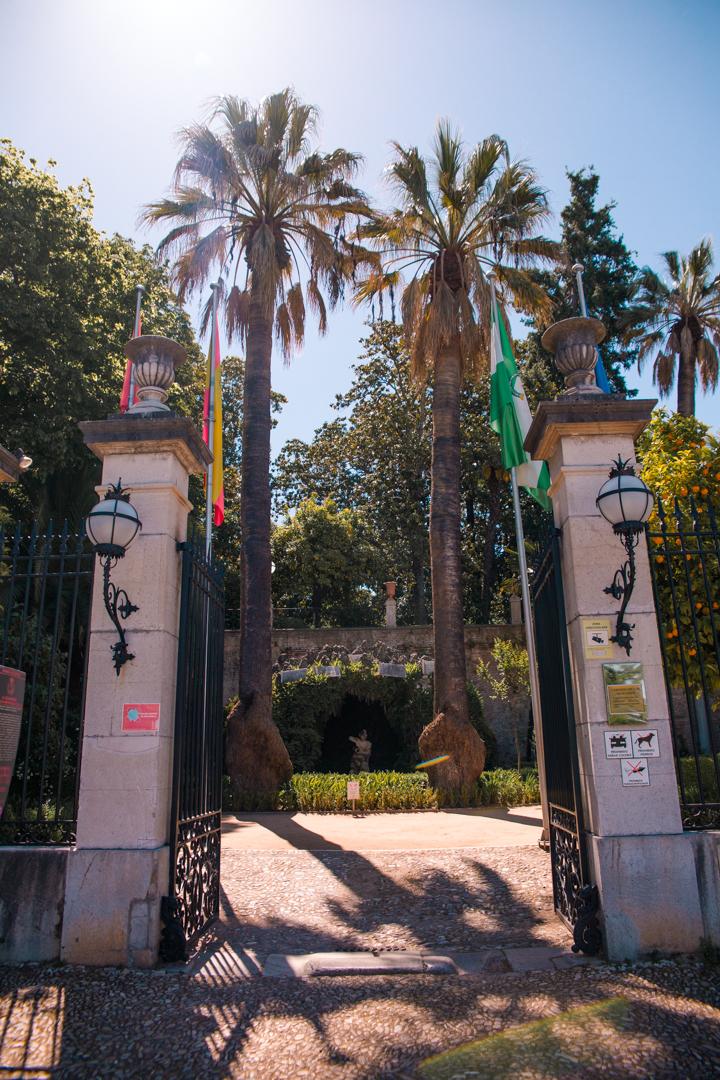 Carmen de los Martires, Granada