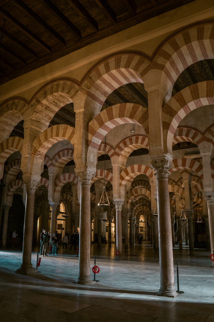 Mezequita Cathedral in Cordoba, Spain (Andalusia)