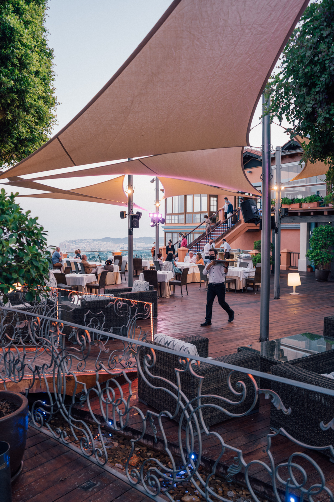 El Higueron Restaurante, Fuengirola
