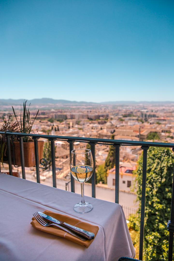 Restaurante Carmen St Miguel, Granada