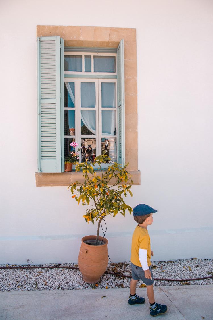 herb garden restaurant polis cyprus