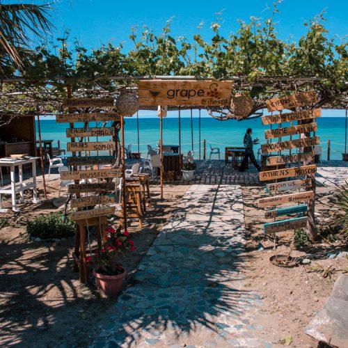 grape by the sea kato pyrgos