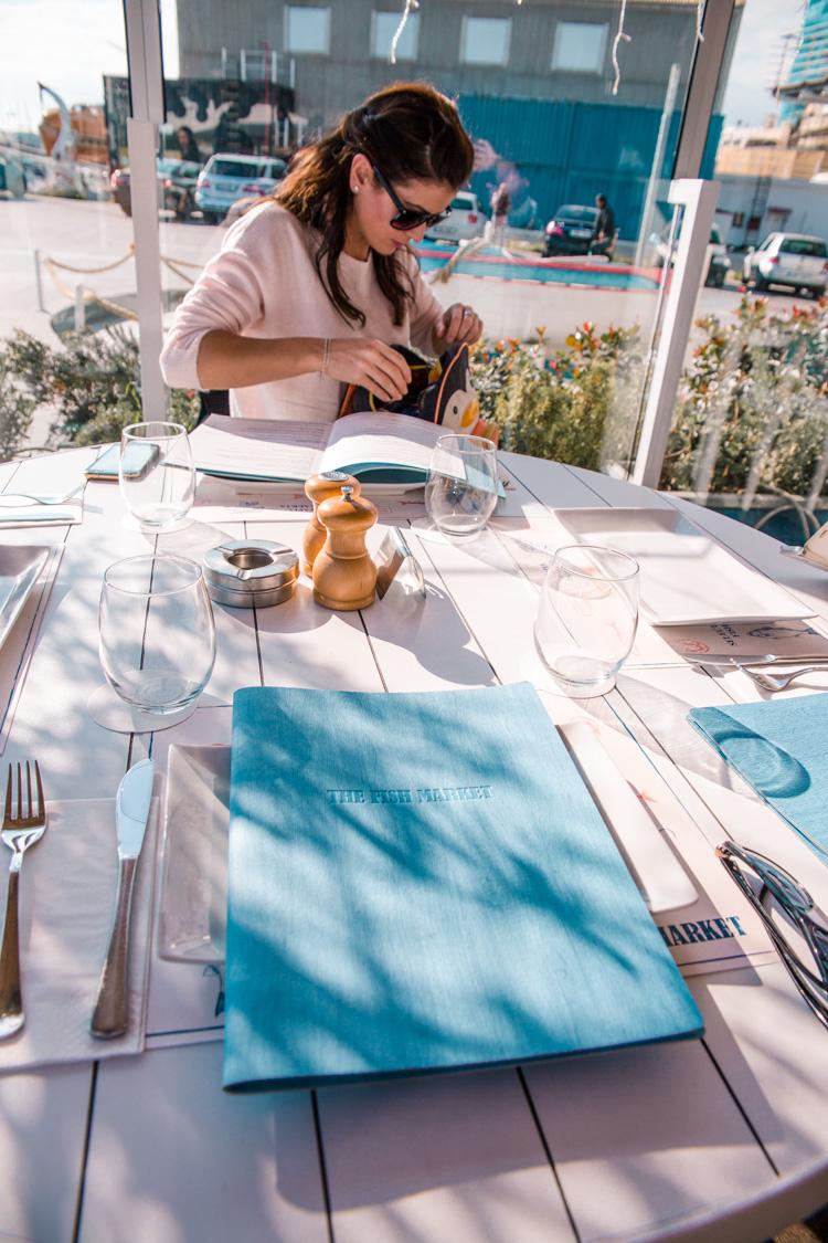 fish market restaurant limassol