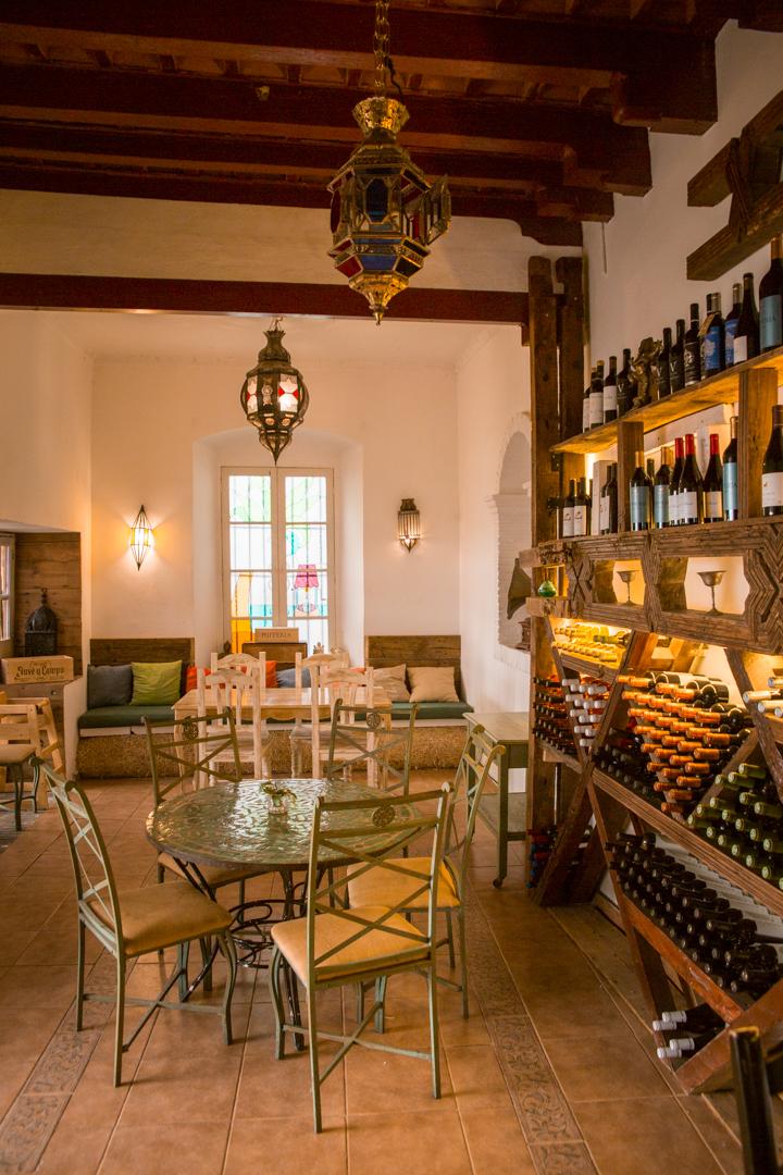 The Farm Restaurant Marbella