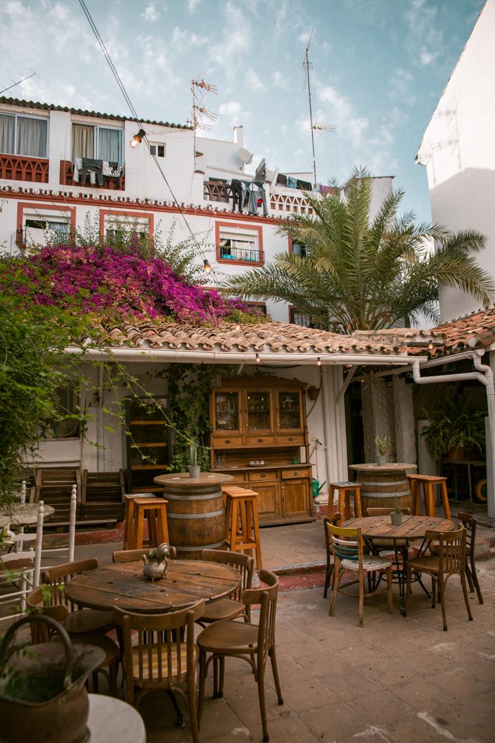 The Farm Restaurant, Marbella – Spain