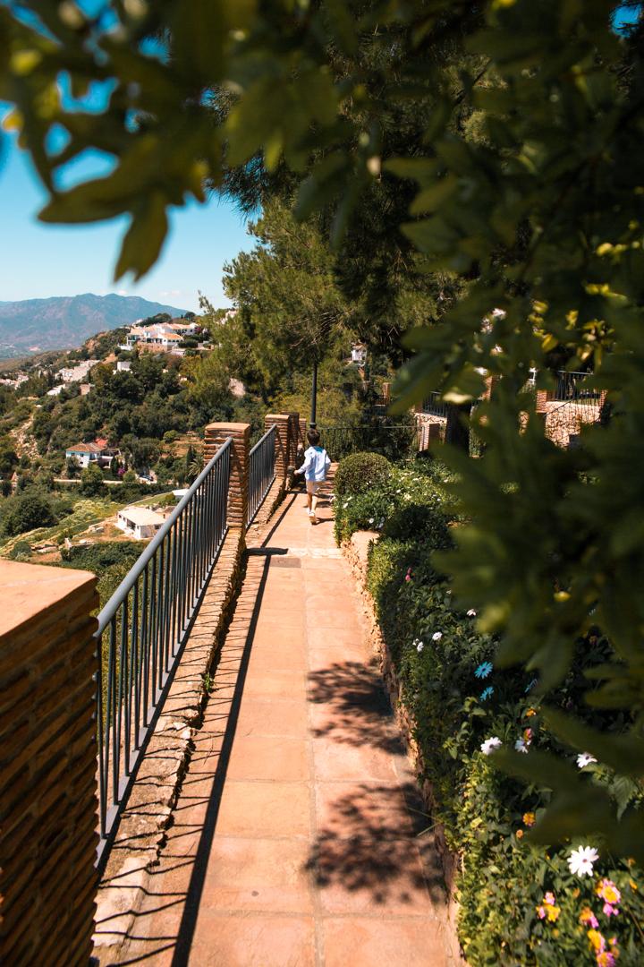 Mijas Pueblo Gardens
