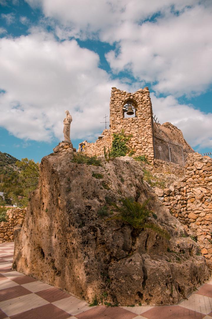 Chapel of la Virgen de la Peña