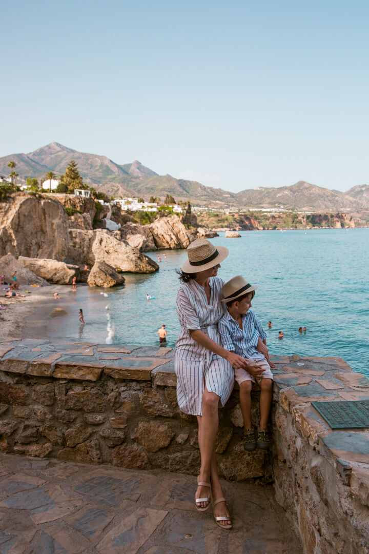 Weekend in Nerja, Andalusia