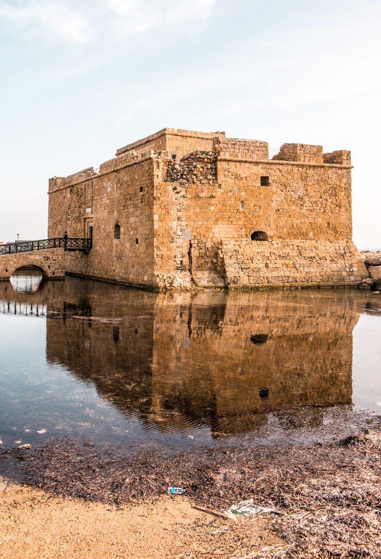Paphos Castle, Cyprus
