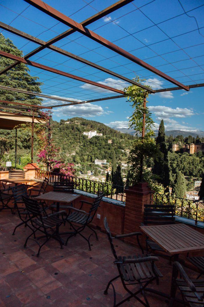 Best Restaurants in Granada