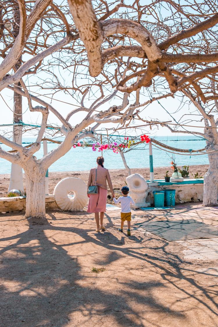 Riccos Beach, Paphos