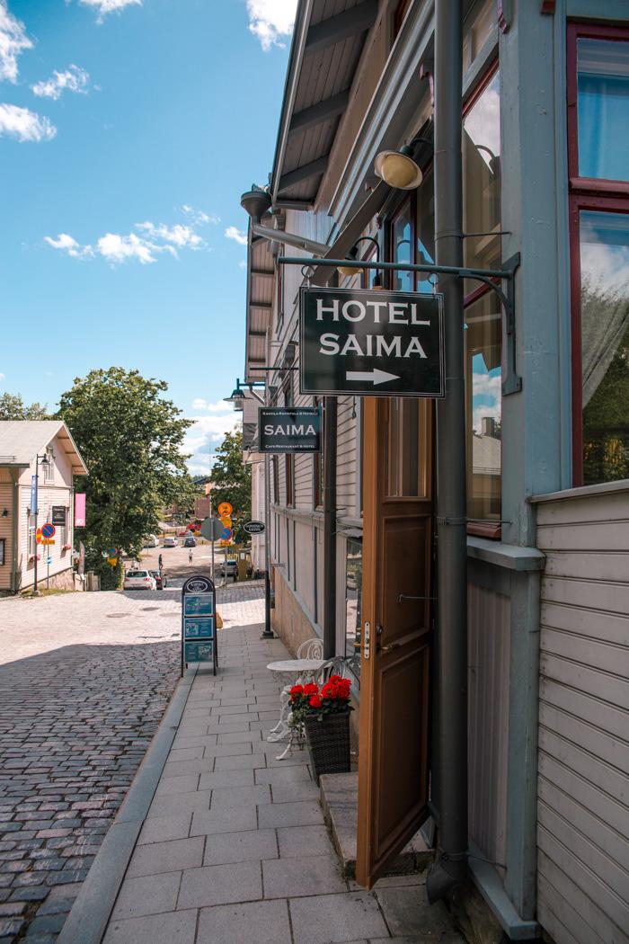 Savonlinna Finland