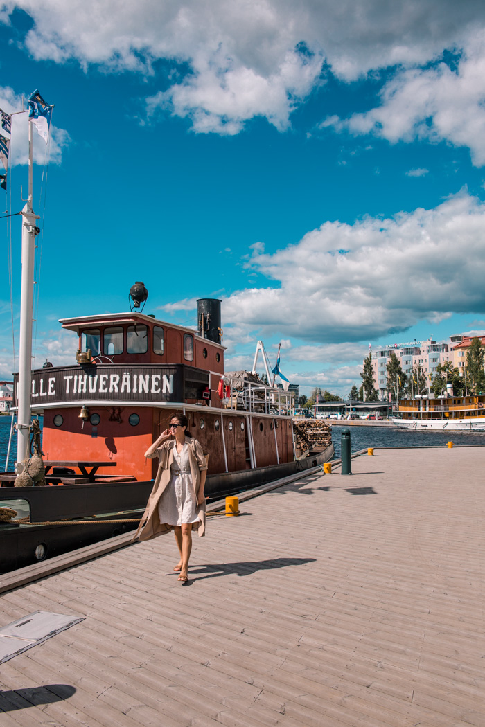 Weekend in Savonlinna, Finland