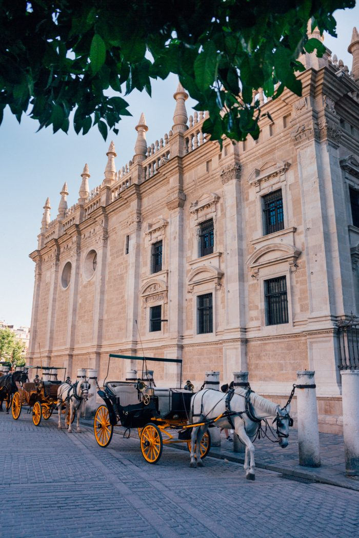 How to See Seville in One Day