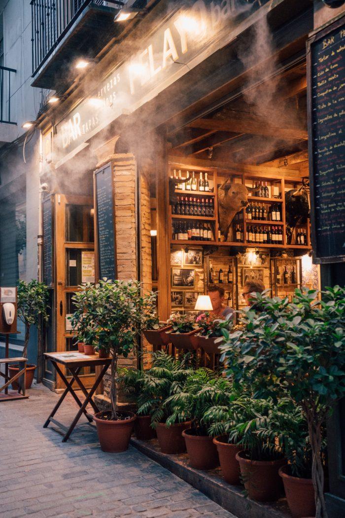 Best Restaurants in Seville (Spain)