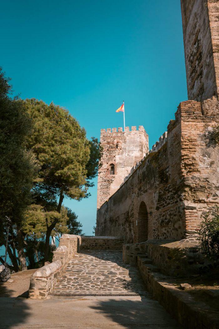 Sohail Castle (Castillo de Sohail), Fuengirola