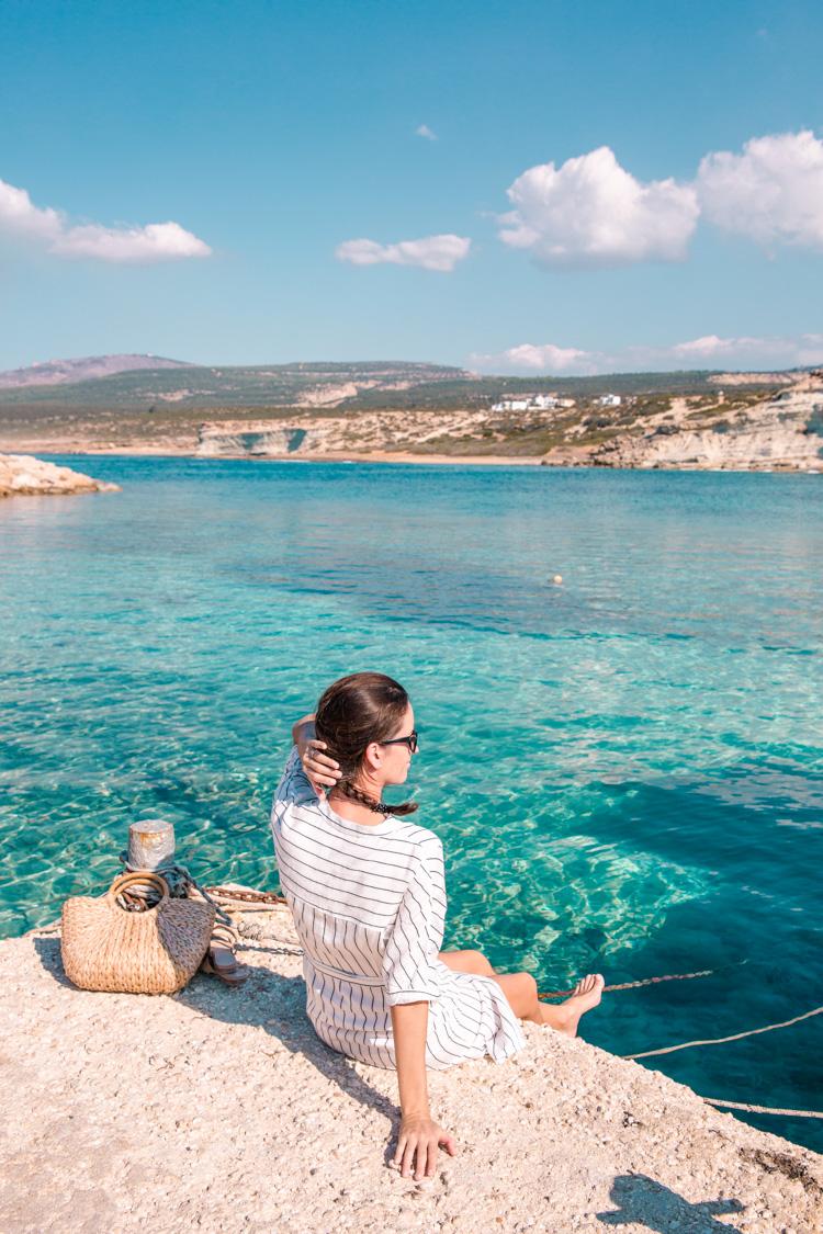 A Day at Agios Georgios, Paphos