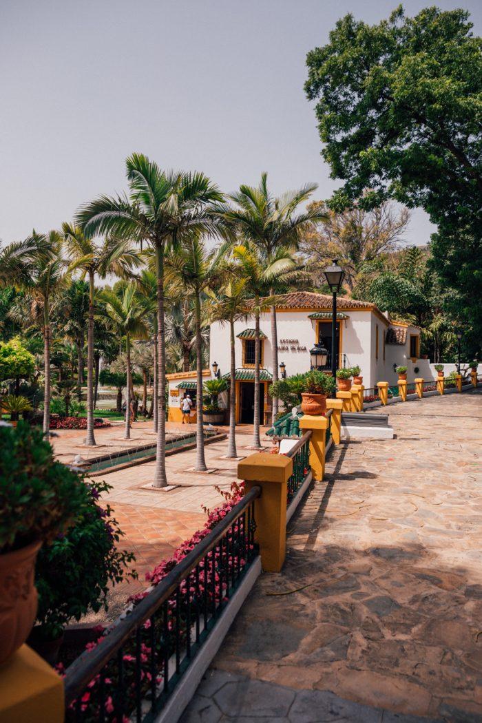 Molino de Inca Botanical Garden: A Hidden Oasis in Torremolinos