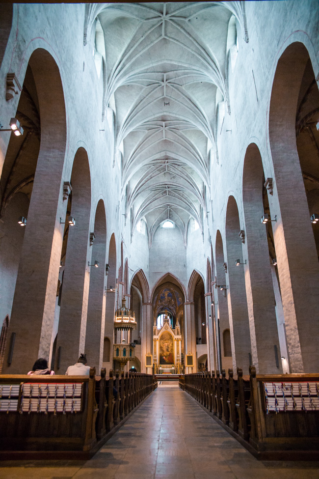 turku cathedral finland