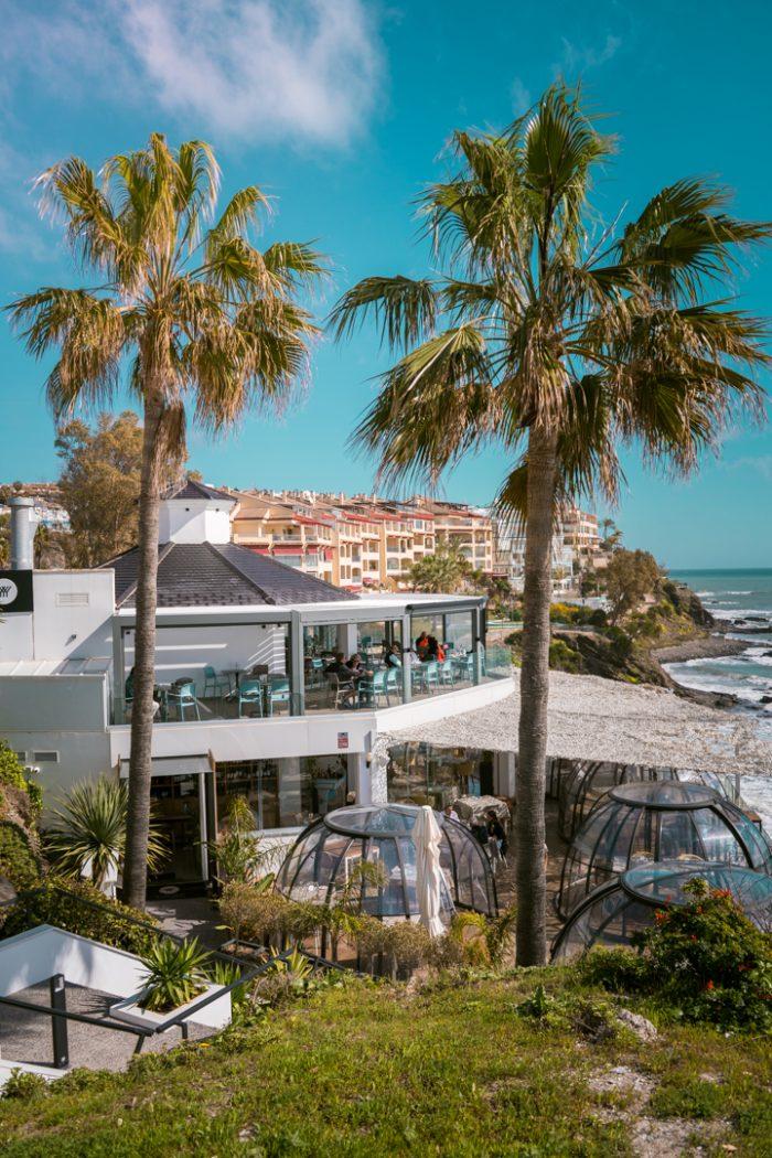 Yucas Mare Restaurant, Benalmadena